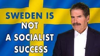Stossel: Sweden is Not a Socialist Success