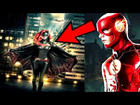 BatWoman Ruby Rose OFFICIAL First Look - The Flash Season 5