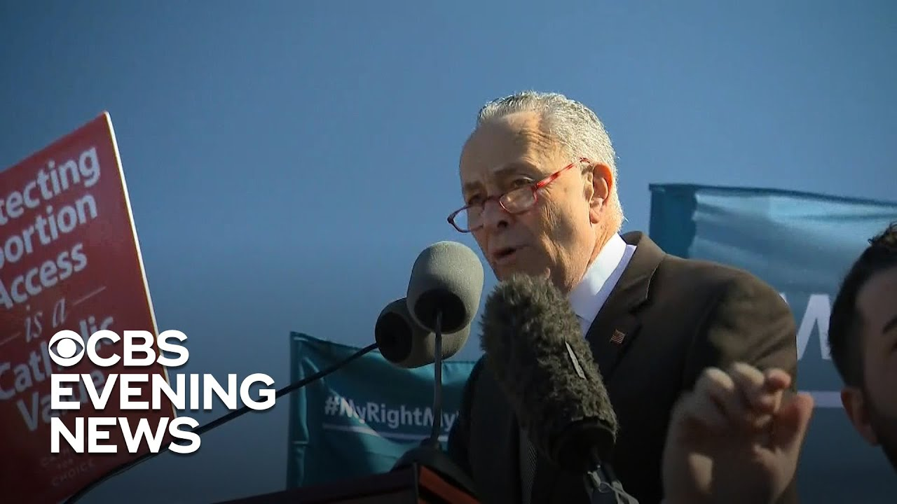 Chief Justice John Roberts rebukes Chuck Schumer for comments ...