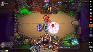 Win 2 Games a Warrior or Rogue(Hearthstone Gameplay)