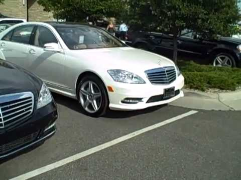 2011 mercedes benz s550 4matic luxury sedan youtube. Black Bedroom Furniture Sets. Home Design Ideas