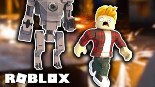 ROBOTY W ROBLOXIE ATAKUJĄ! I ROBLOX #265