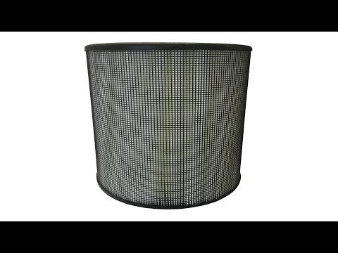 Honeywell HEPA Media Filter for Portable Air Cleaners (29500)