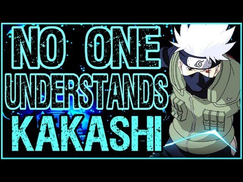 The Deepest Character in Naruto - Kakashi of the Sharingan & The 6th Hokage