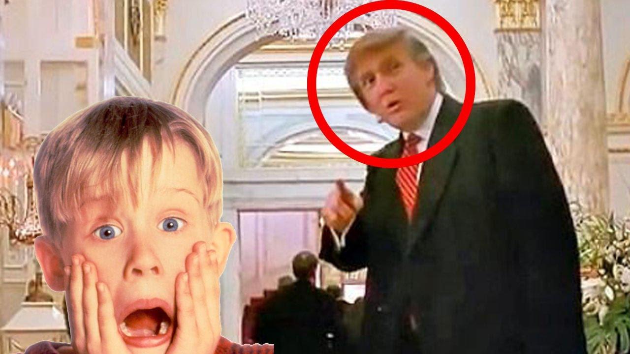 Роли дональда трампа в кино фото