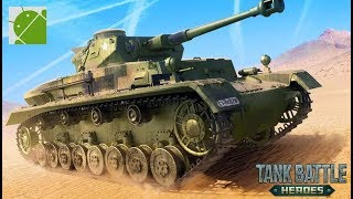 Tank Battle Heroes: World of Shooting - Android Gameplay FHD