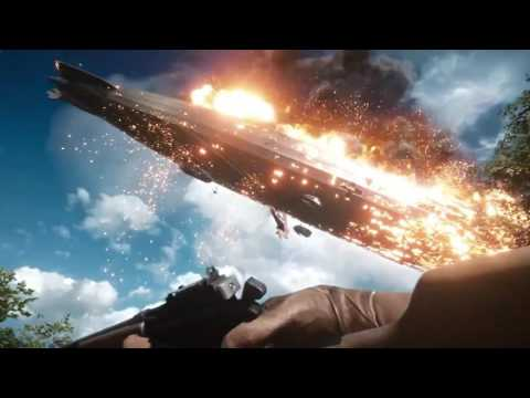Battlefield 1 Gameplay Trailer Music Video (The White Stripes Seven Nation Army)