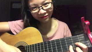 Vì đôi ta là của nhau | Cover guitar by Trang windy