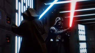 Darth Vader Vs Obi-Wan Kenobi REIMAGINED Teaser Trailer