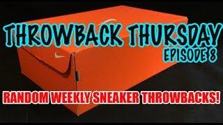 Sneaker Throwback Thursdays Ep 8: Nike Retro For $25! (Outlet Bargain)