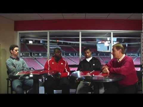 Badger Roundtable: Montee Ball, Justin Schultz, Jordan Taylor