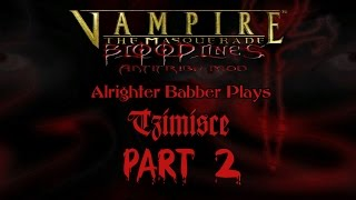 Vampire The Masquerade Bloodlines Antitribu Mod - Part 2 - Jack the Guide
