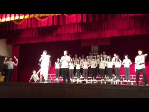 2015百齡高中英文話劇比賽201班演出 - YouTube