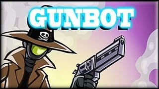 GunBot - Game Walkthrough (World 1)