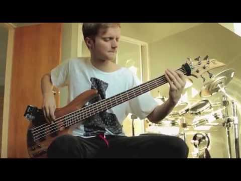 Tim Murray & Antoine Fadavi | Memphis May Fire - The Rose | Drum/Bass Collab Cover