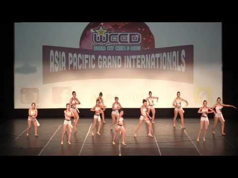 2015 PDC Asia Pacific Grand Internationals Gold Coast - Snr Lyrical Sovereigns 2nd Place