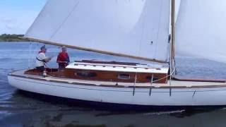 Classic  boat hire for sailing holidays on the Norfolk broads.