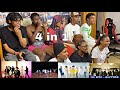 Africans react to BTS  'Butter'  Hotter Remix + Dance practice + special perfomance+The Late Show