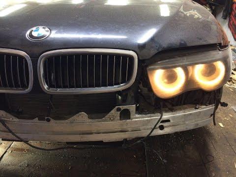 Одноглазый бандит. BMW