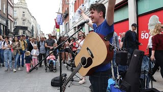 Sam Clifford gets everyone dancing with Castle On The Hill (Ed Sheeran)