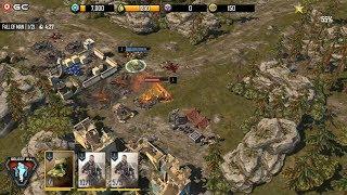 War Commander Rogue Assault / 3D Strategy Online War Games / Android Gameplay FHD