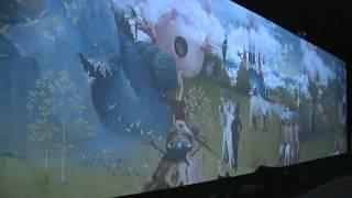 Hieronymus Bosch lebt - Multimedia Schau zum 500. Todestag des Künstlers (SEHENSWERT!, Teil 1)