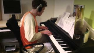 One Direction - Kiss You - Piano Cover - Slower Ballad Cover