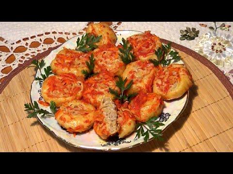Очень ленивые голубцы в духовке кулинарный рецепт