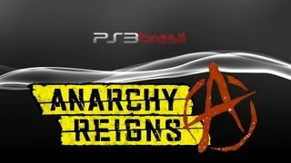 Análise - Anarchy Reigns (PS3)