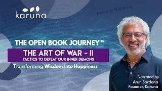 Art of War Part II - Tactics To Defeat Our Inner Demons