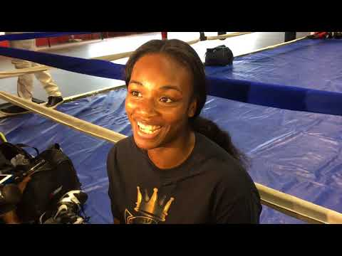 What boxer Claressa Shields ate to drop 23 pounds for championship fight