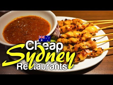 Cheap Sydney Restaurants, Sydney Cheap Eats - The Daily Phil
