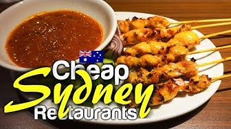 Cheap Sydney Restaurants, Sydney Cheap Eats - The Daily Phil