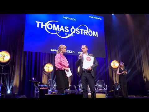 Climeon founder named Swedish person of the Year, Innovation