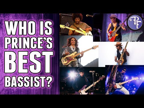 Who Is Prince's Best Bass Player - Judge's Panel