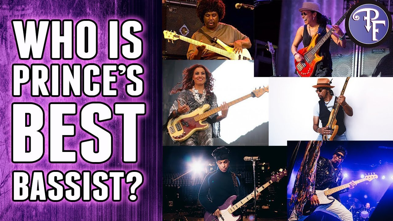 Prince Best Bass Player He Ever Had? - Judge's Panel