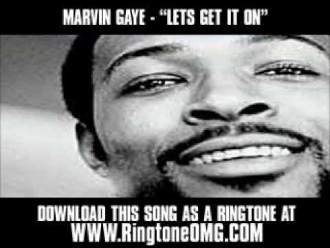 "Marvin Gaye - ""Lets Get It On"" [ New Video + Lyrics + Download ]"