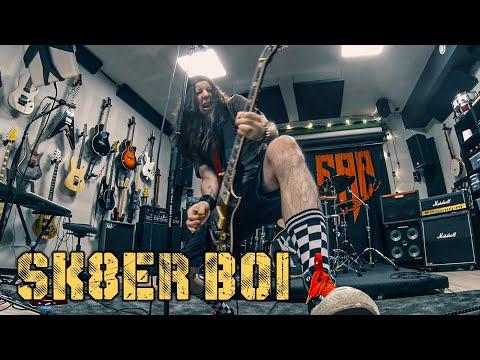 Sk8er Boi (metal cover by Leo Moracchioli)