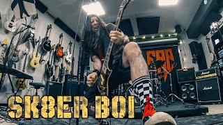 Sk8er Boi (metal cover by Leo Moracchioli) видео