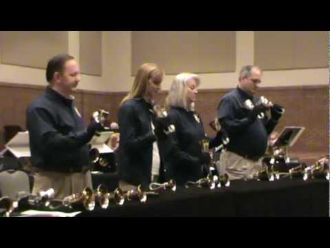 Carol of the Bells - Handbell Quartet