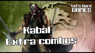 Mortal Kombat 9 | Strategy Guide [Стратегия боя - Гайд] - Extra Combos Kabal [PC]