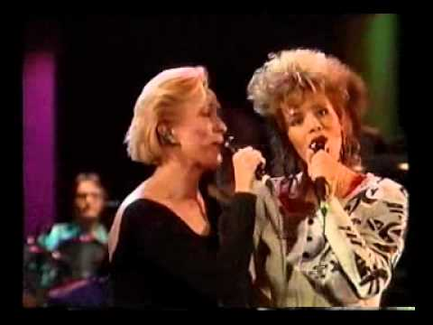 Lena Philipsson och Marie Bergman - No More Tears (Enough Is Enough) 1988 Del 1 klipp 8/19