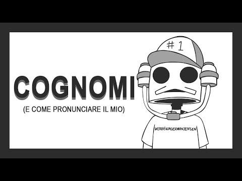 Cognomi - Domics ITA - Orion