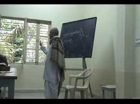 Vyakarana Kakshya (Sanskrit Grammar Classes) LSK-2 10.1