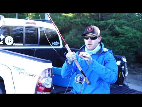 Lost Coast Outfitters Presents Fly Fishing The Surf : Overview