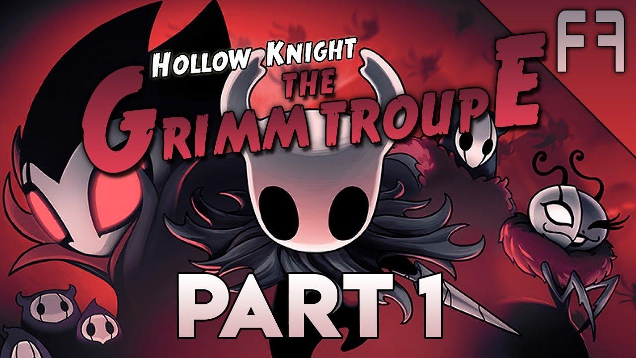hollow knight grimm troupe dlc part 1