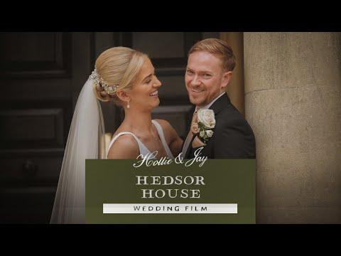 Hedsor House | Hollie & Jay's Wedding Film 2019 | Buckinghamshire Wedding Videographer