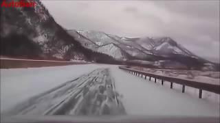 Жестокие аварии на дороге. Аварии на видеорегистратор   Car Crash Compilation