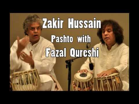Zakir Hussain Pashto with Fazal Qureshi