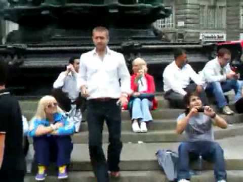 Glaceau Piccadilly Conga 100% Unstaged